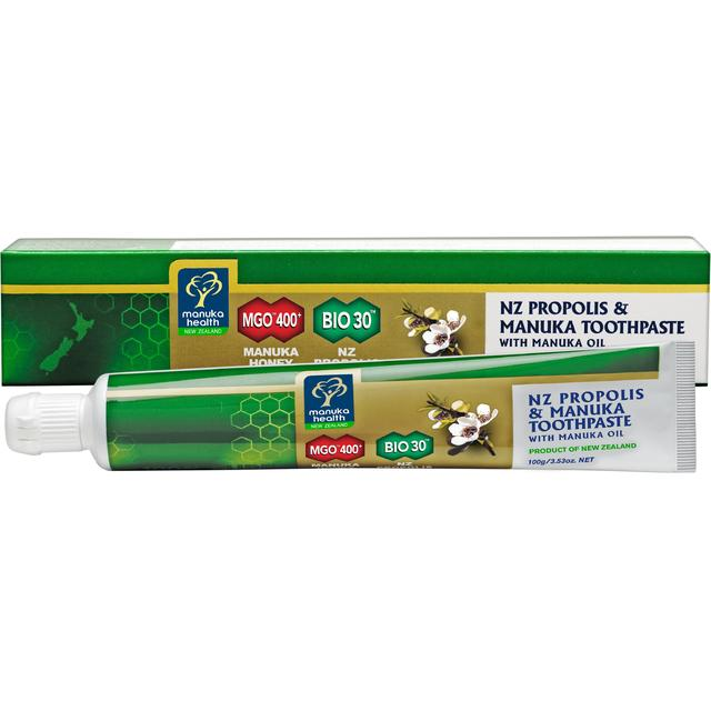Manuka Health Propolis & MGO 400+ Toothpaste with Manuka Oil