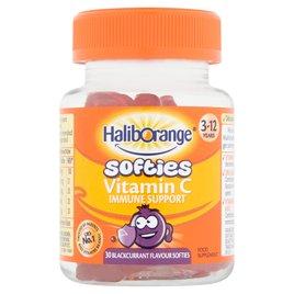 Haliborange Vitamin C Immune Support Softies 30s   Ocado