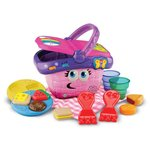 LeapFrog Shapes & Sharing Picnic Basket, 6mths+