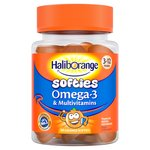 Haliborange Omega 3 + Multivitamin Softies