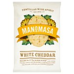 Manomasa White Cheddar Tortilla Chips