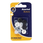Korbond Assorted Buttons