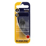 Korbond Darning Needles