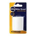Korbond White Thread Extra Strong 1000m
