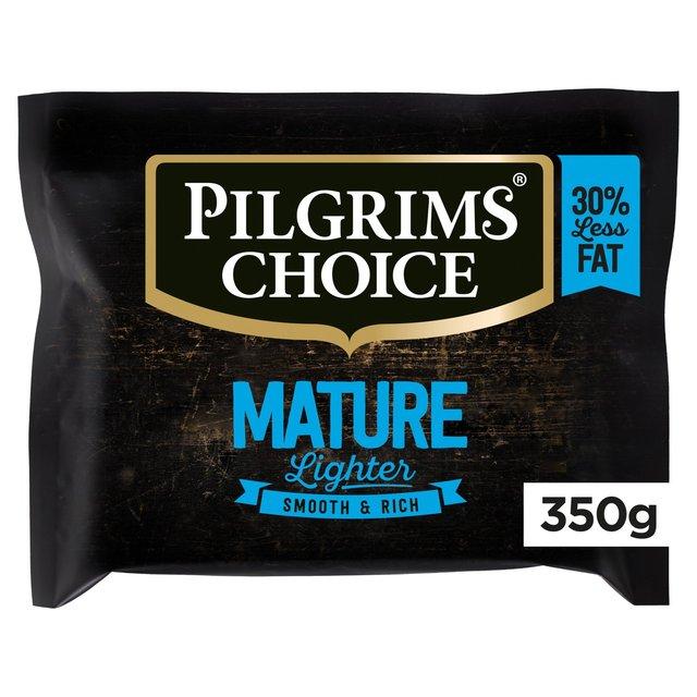 pilgrims choice mature cheddar