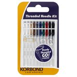 Korbond Threaded Needle Kit 10pcs
