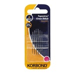 Korbond Tapestry / Cross Stitch Needles