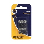 Korbond Sew On Snap Fasteners