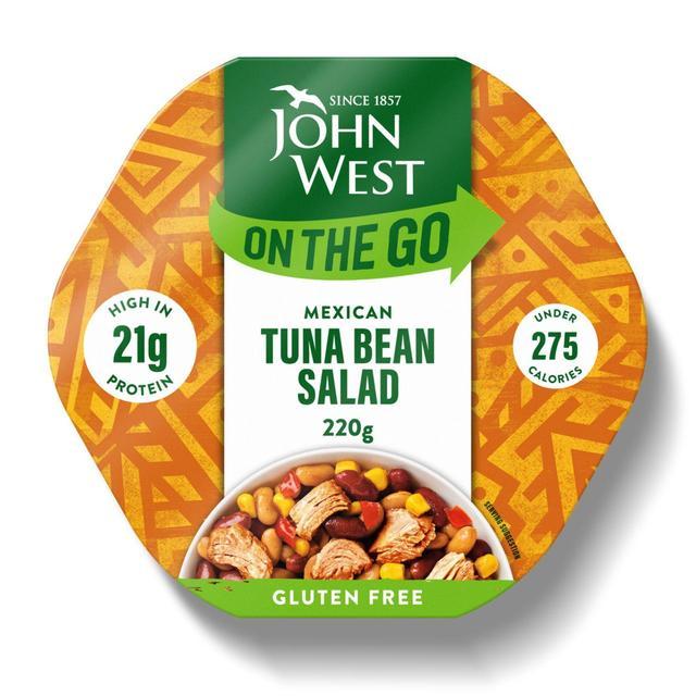 John West Mexican Style Tuna Lunch On The Go Ocado