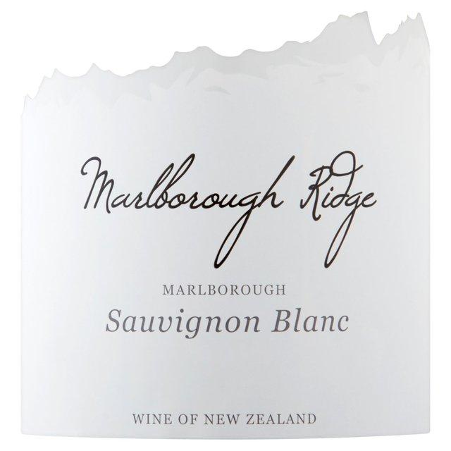 Marlborough Ridge Sauvignon Blanc, New Zealand   Ocado