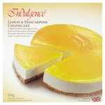 Indulgence Lemon & Mascarpone Cheesecake Frozen