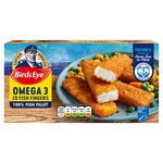 Birds Eye 20 Omega 3 Fish Fingers Frozen