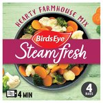 Birds Eye Steamfresh 4 Hearty Farmhouse Vegetable Mix Frozen