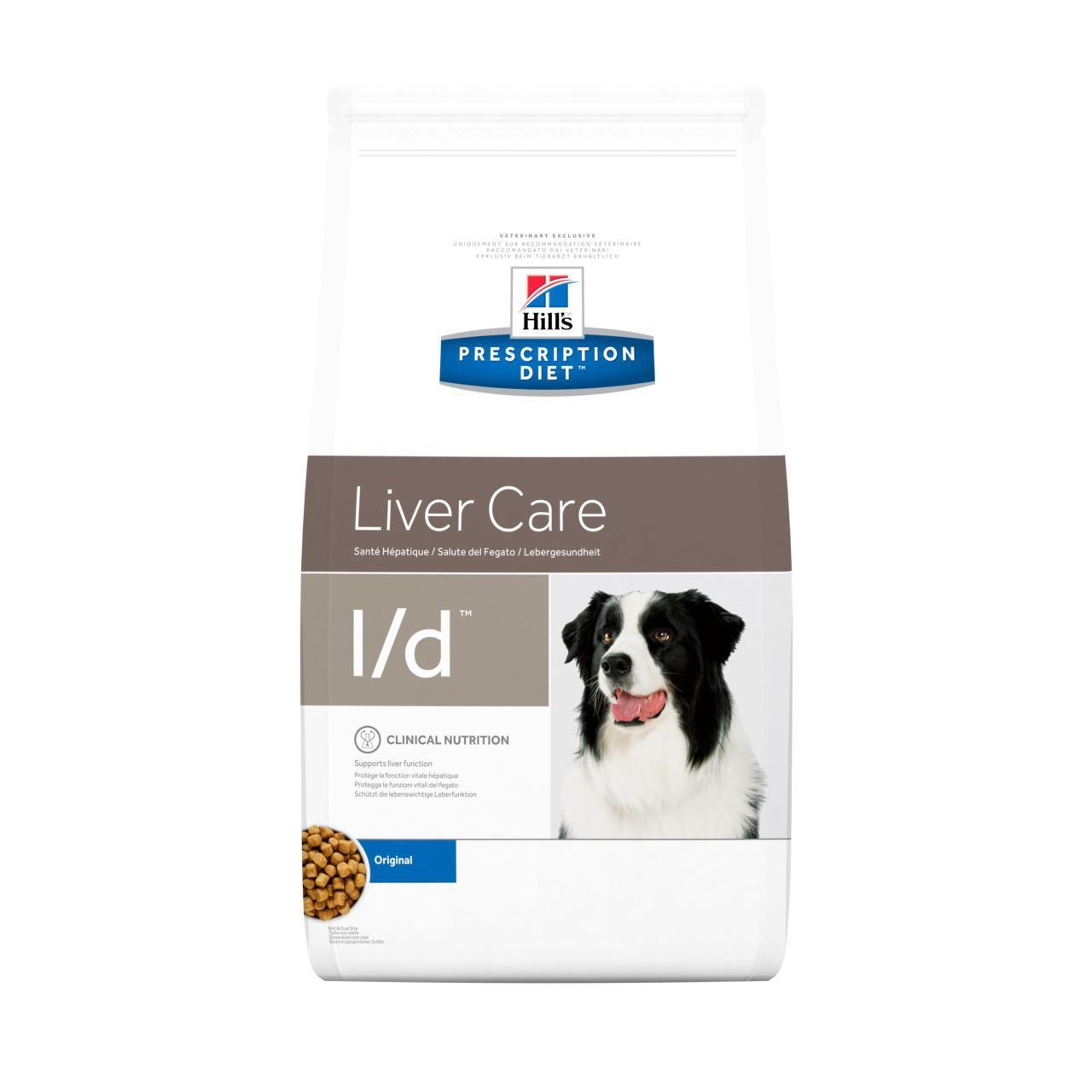 Hills Prescription Cat Food L D Liver Care