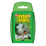 Dinosaurs Top Trumps 3+