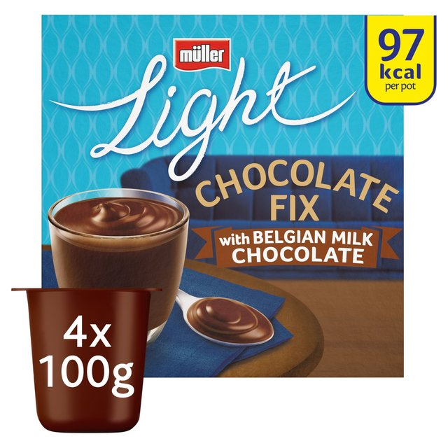 Muller Light Chocolate Fix Dessert Ocado