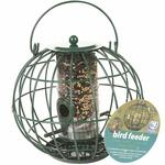 CJ Wildlife London Squirrel Resistant Wild Bird Seed Feeder