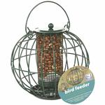 CJ Wildlife Squirrel Resistant Wild Bird Peanut Feeder