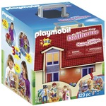 Playmobil Take Along Modern Dolls House 5167, 4yrs+