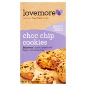 Lovemore Free From Chocolate Chip Cookies