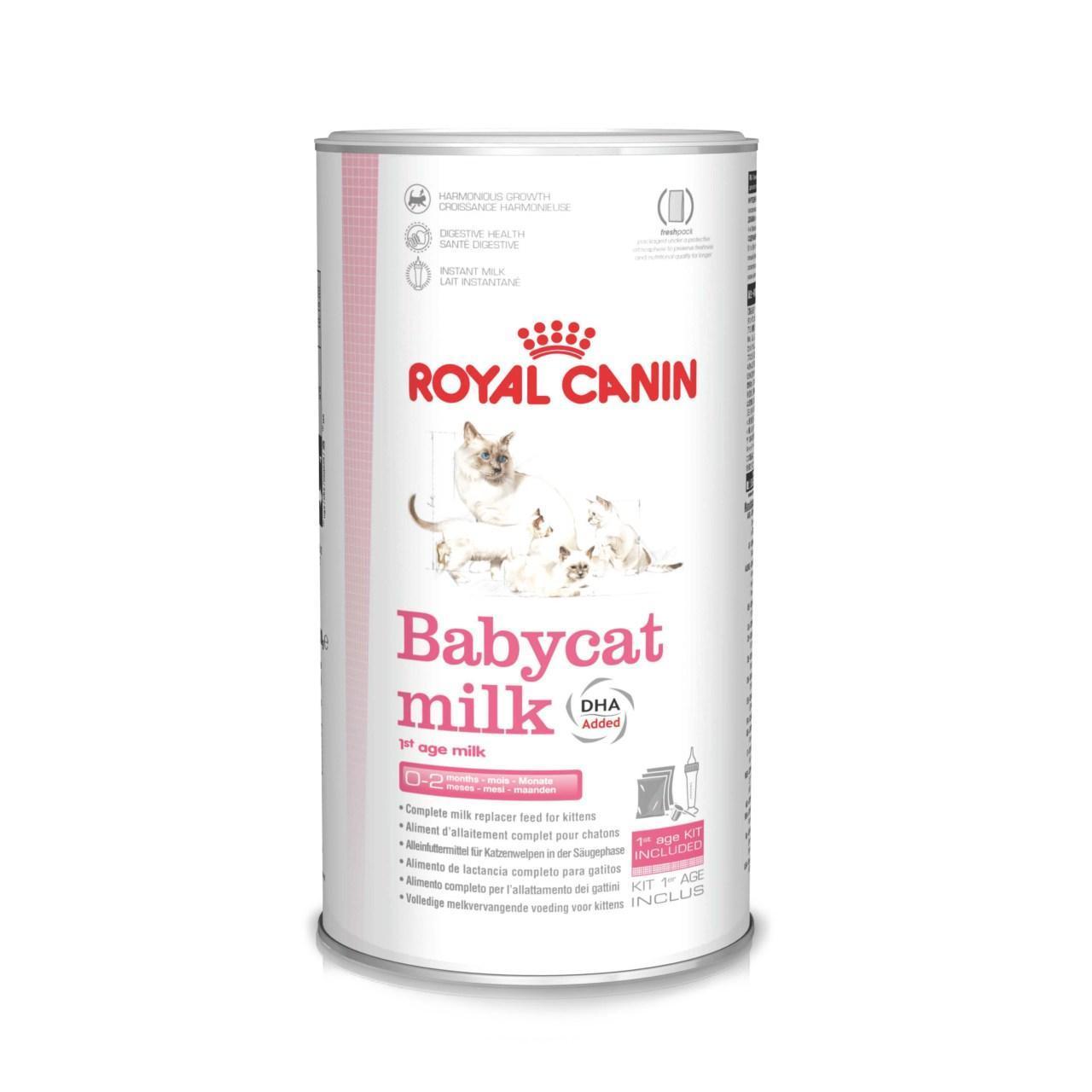 royal canin babycat milk 300g at the online pet store. Black Bedroom Furniture Sets. Home Design Ideas