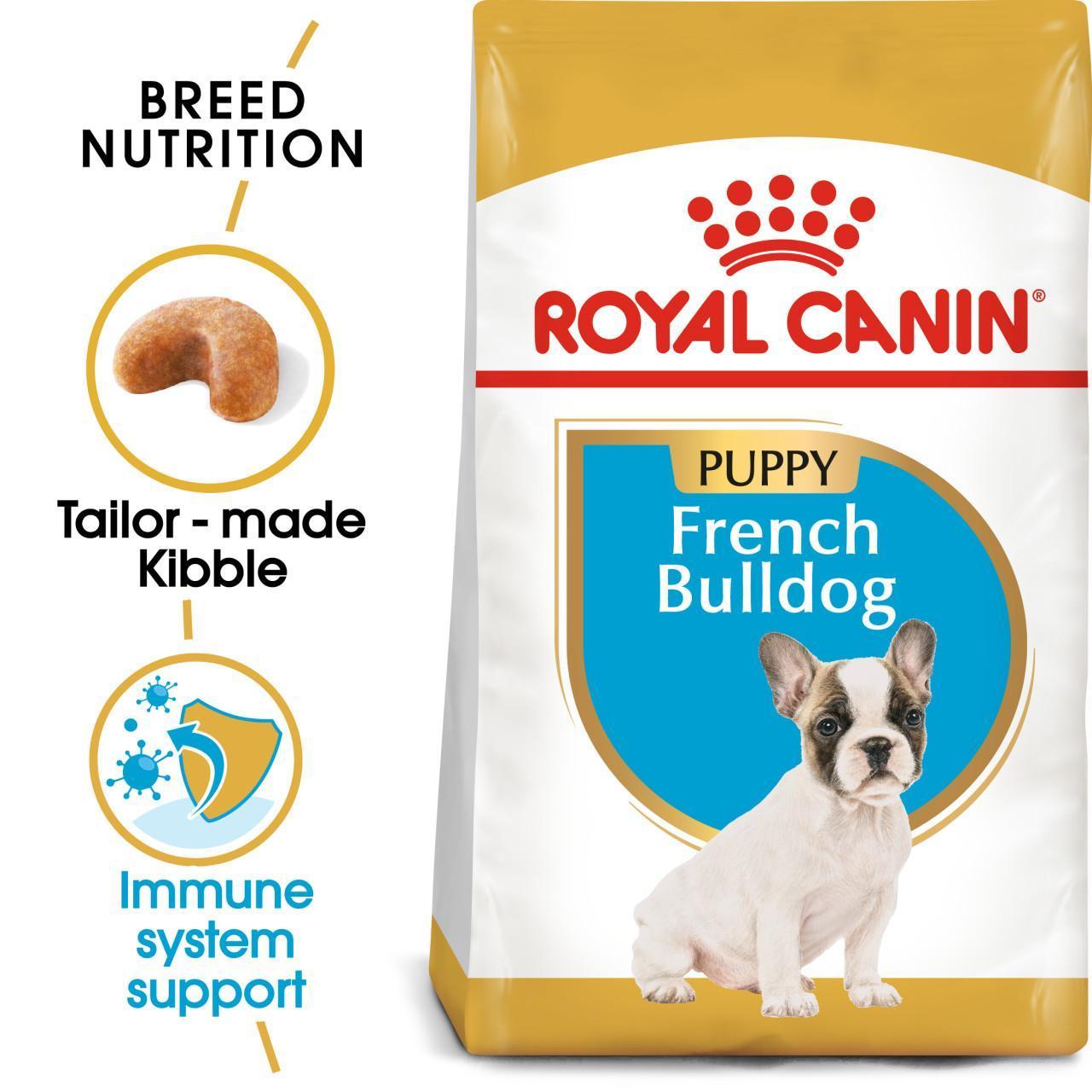 An image of Royal Canin French Bulldog Junior