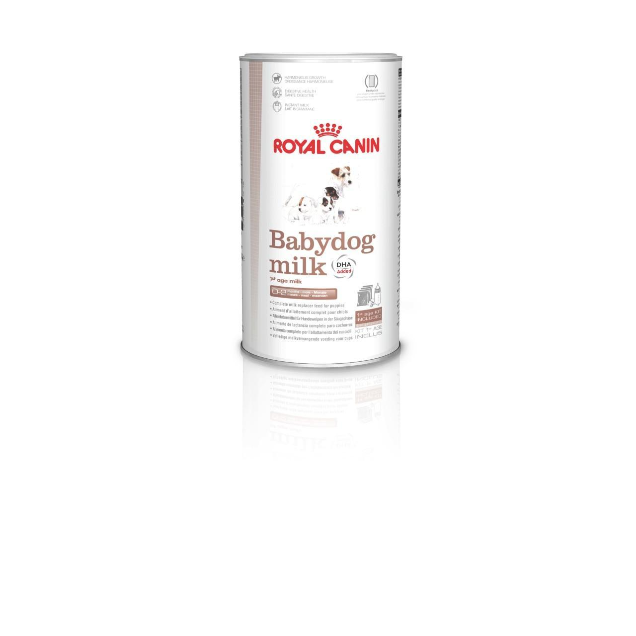 An image of Royal Canin Babydog Milk