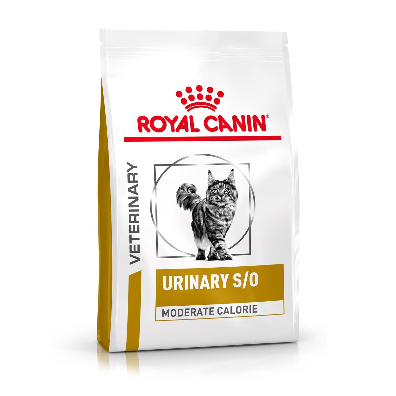 An image of Royal Canin Feline Urinary S/O Moderate Calorie