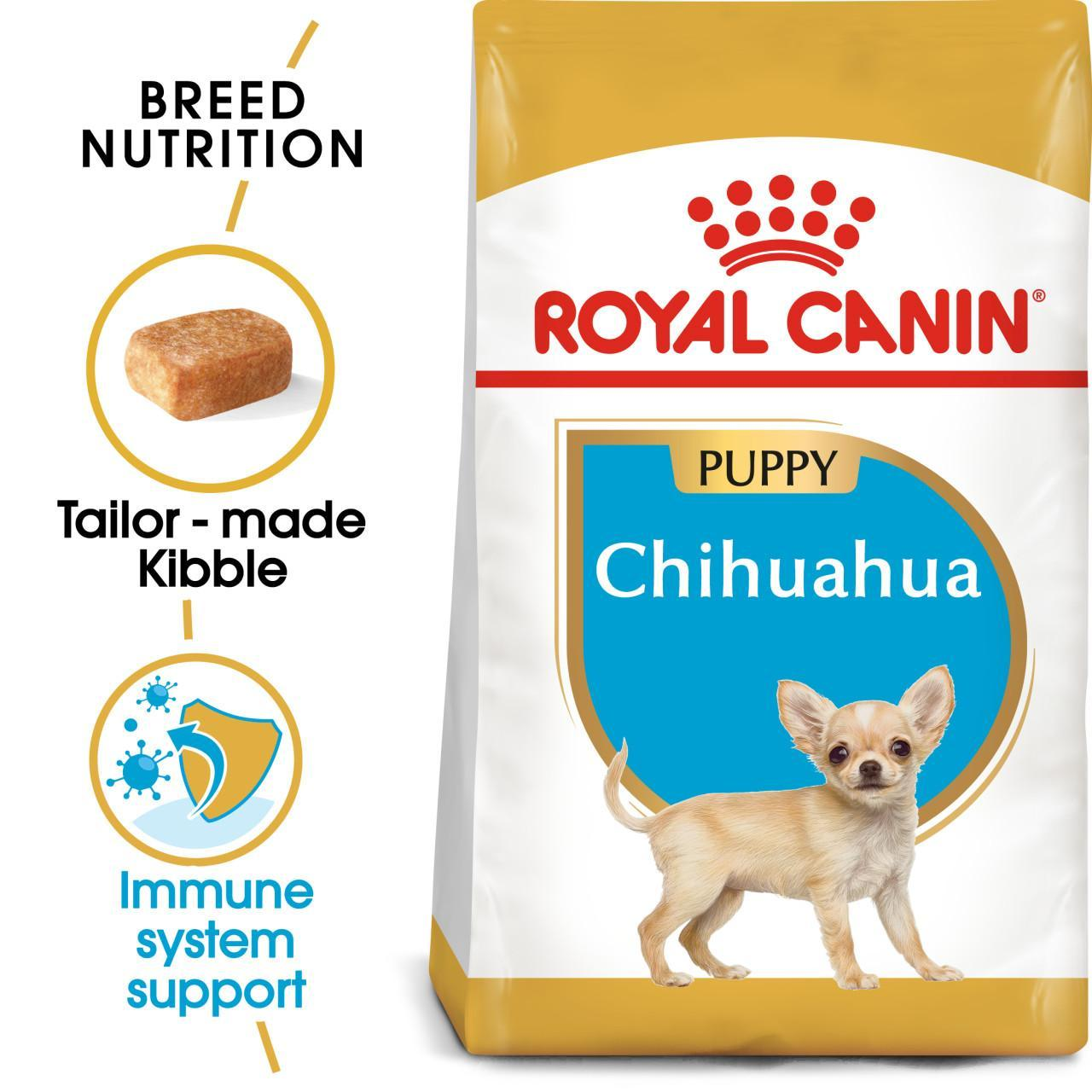 An image of Royal Canin Chihuahua Junior