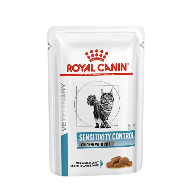 royal canin feline sensitivity control chicken rice. Black Bedroom Furniture Sets. Home Design Ideas
