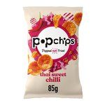 Popchips Thai Sweet Chilli Popped Potato Crisps