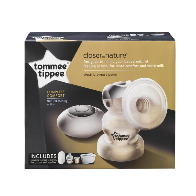 Tommee Tippee Closer To Nature Electric Breast Pump From Ocado