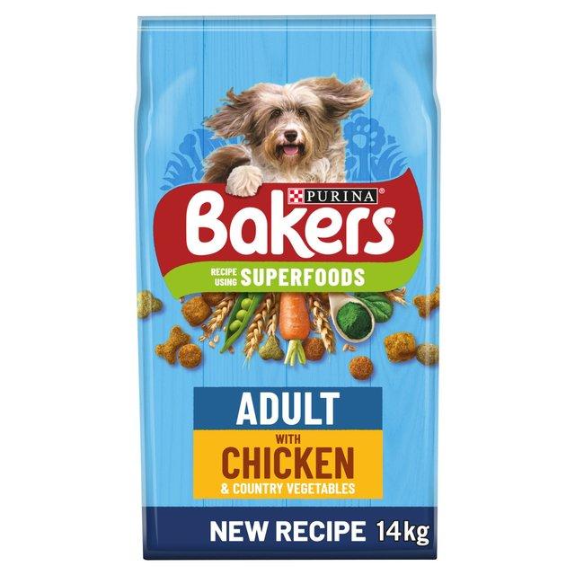 Bakers Dog Food Reviews
