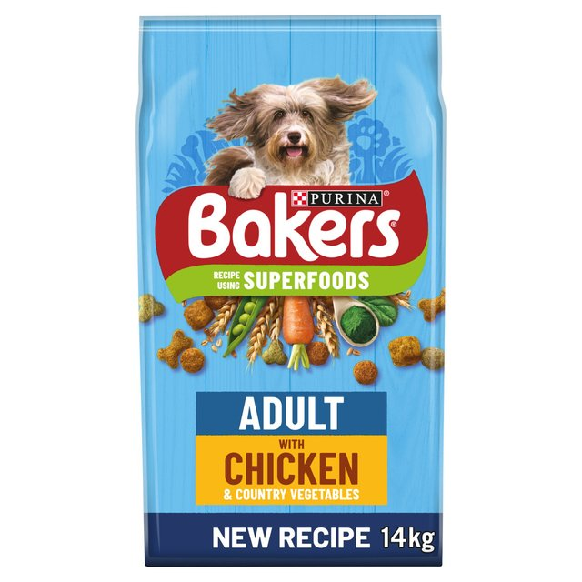 Bakers Chicken Dog Food