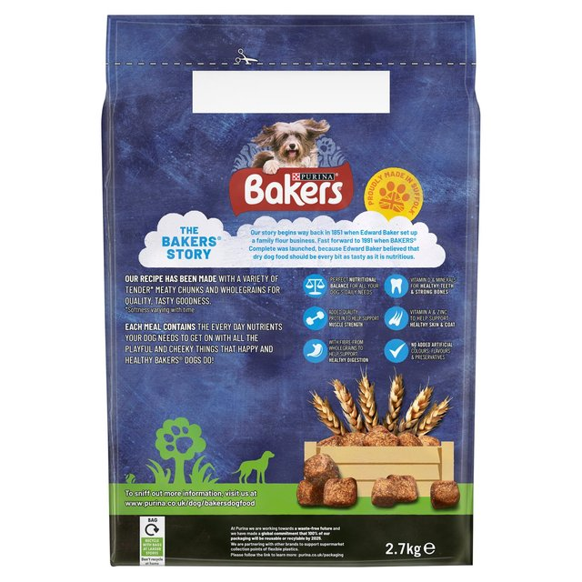 Is Bakers Dog Food Any Good