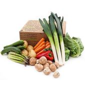 Wholegood Organic Mega Vegetable Box 8 Varieties