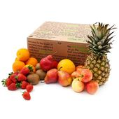 Wholegood Organic Mega Fruit Box 7 Varieties