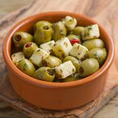 Unearthed Olives with Gouda & Cumin