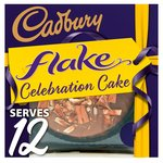 Cadbury Celebration Flake Cake 12 Servings
