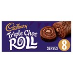 Cadbury Triple Choc Roll