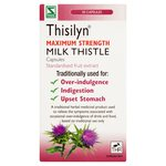 Thisilyn Max Strength Milk Thistle Capsules