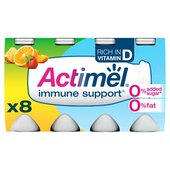Actimel Special Edition Drinking Yogurts