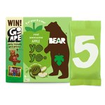 Bear Fruit Yoyos Apple Multipack