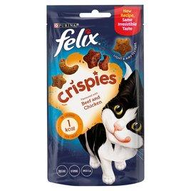 Felix Purina Sensations Crunchy Selection Assortment of Meat