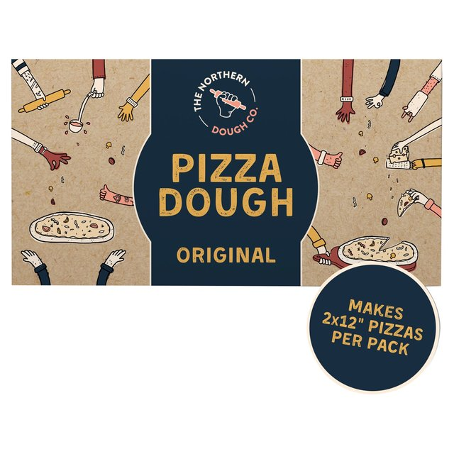 Northern Dough Co Original Pizza Dough Frozen Ocado