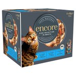 Encore Cat Pot Multipack Fish