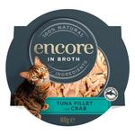 Encore Cat Pot Tuna with Crab