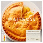 Waitrose Crisp & Fruity Apple Pie Frozen