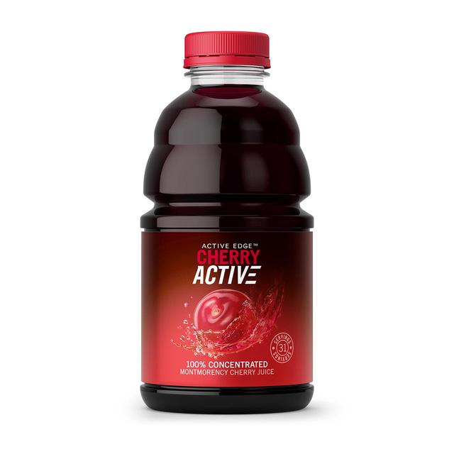 CherryActive 100% Concentrated Montmerency Cherry Juice