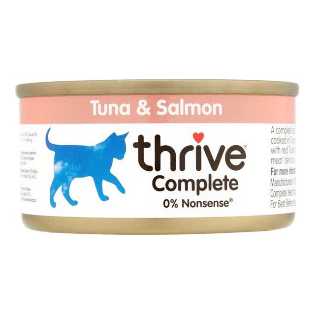 Thrive Cat Food Tuna